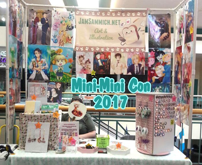 Mini-Mini Con 2017!